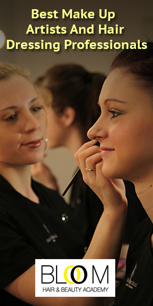 Image Showing The Best Make-up Artist and Hair Dressing Professionals In A Beauty Academy.